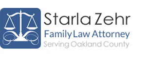 Starla Zehr - Oakland County Family Law Attorney